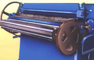Model And Roller Bearing Single Action, Single Roller Gin Fitted With Double Stripper Rollers - Nipha Cotton Ginning Plant